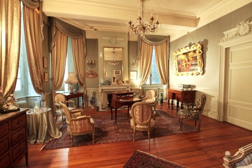 Hôtel particulier Villeneuve Sur Lot -