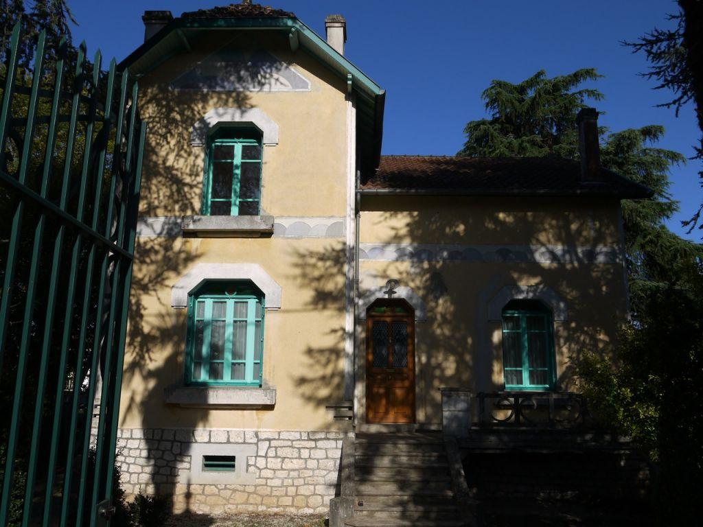Achat vente maison sainte livrade sur lot maison a for Maison villeneuve sur lot