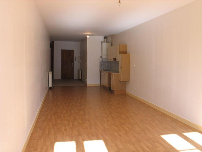 Villeneuve sur Lot, appartement loft de 53 m2 lumineux avec balcon très agréable donnant sur la jolie place Lafayette.