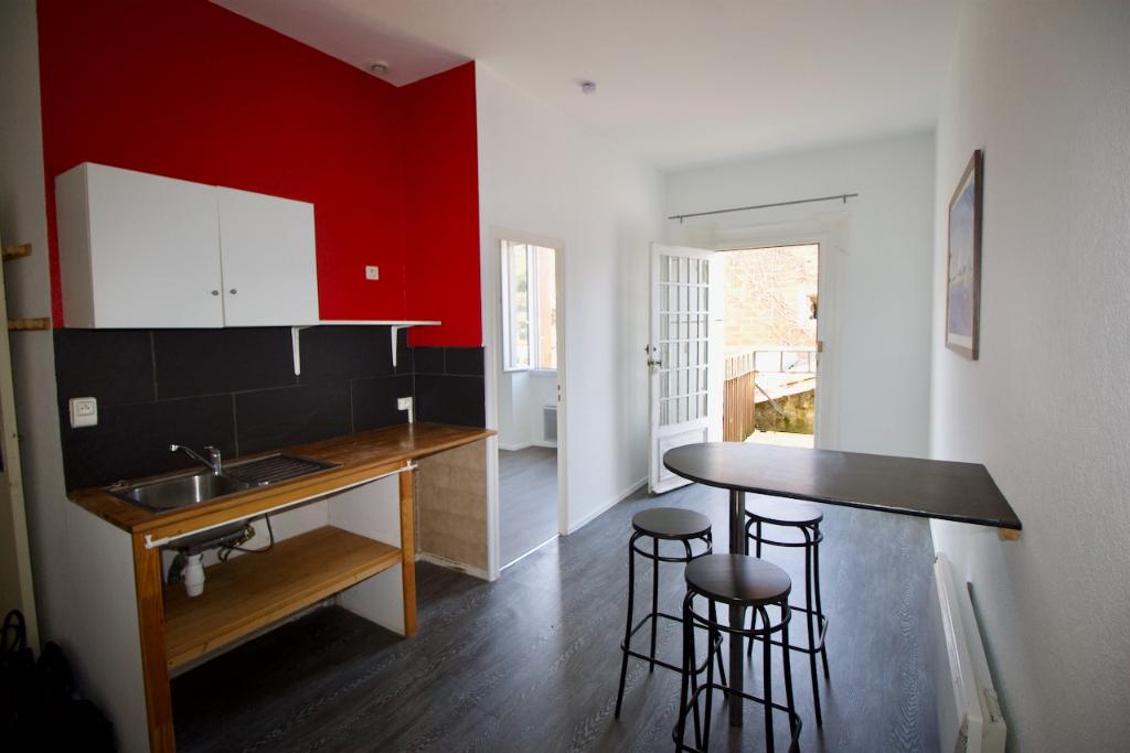 Appartement Villeneuve Sur Lot 2 pièce(s) 28 m2