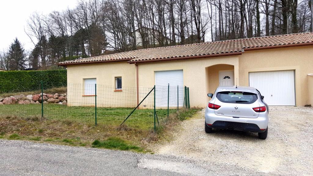 Maison neuve de plain-pied Villeneuve-sur-lot 4 pièce(s) 104,72 m2