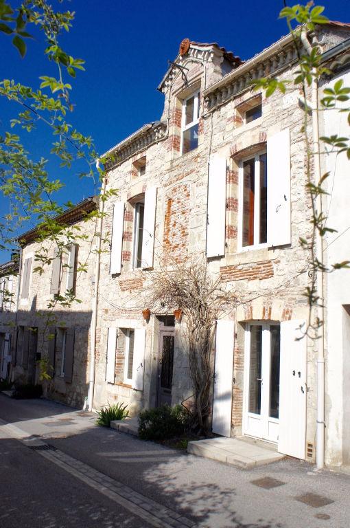 A acheter, maison de village  en pierres à Penne D'Agenais